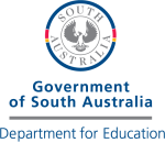 Government of South Australia Department of Education logo